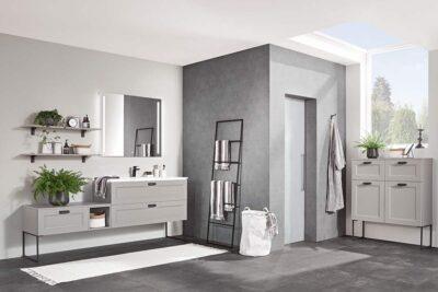 Μοντέρνα σχέδια επίπλου μπάνιο από την DASH