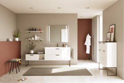 σχέδια επίπλων για το μπάνιο από DASH fla50302